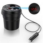USB Car cup charger